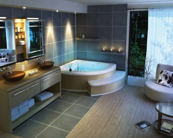 salle de bain design zen contemporaine modern conseil et id e architecte d 39 int rieur. Black Bedroom Furniture Sets. Home Design Ideas
