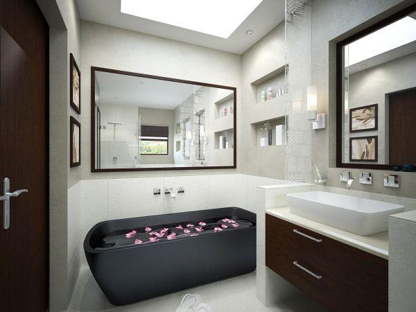 Décoration d'une salle de bain