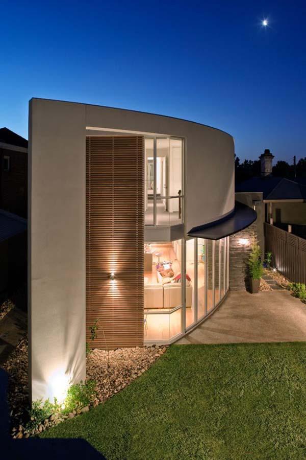 vue architecture exterieur